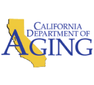 CA Department of Aging Link/Logo