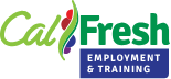 CalFresh Employment and Training Link/Logo